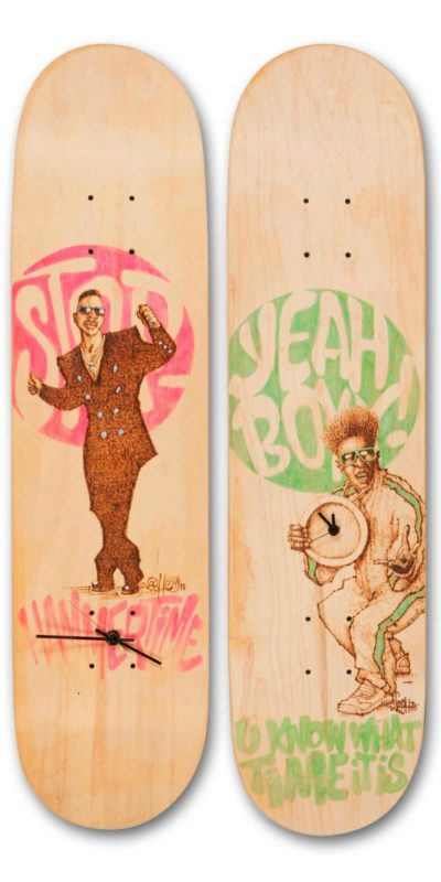 "Skateboards ""Golden Era"""